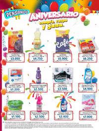 Catálogo - Aniversario Supermercados Colsubsidio