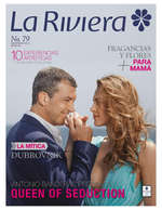 Ofertas de La Riviera, Revista La Riviera