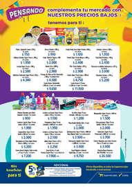 Madrugón - Aniversario Supermercados Colsubsidio