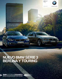 BMW SERIE 3 - BERLINA Y TOURING