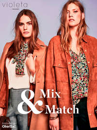 Mix & Match - Violeta by Mango