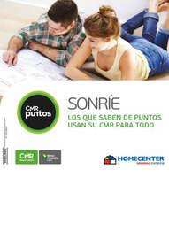 Tácticos Catálogo Homecenter -  Vacaciones
