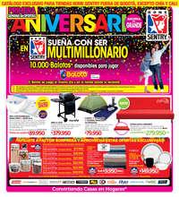 Aniversario, Ahorra en grande - Exclusivo para tiendas fuera de Bogotá, excepto Chía y Cali