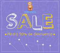 SALE - Hasta 50% de descuento
