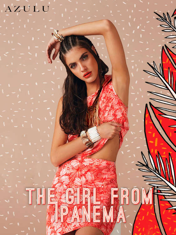 Ofertas de Azulu, The girl from Ipanema