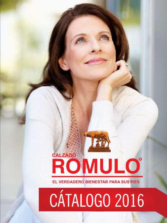 Ofertas de Calzado Romulo, Calzado Romulo - Catálogo 2016
