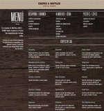 Ofertas de Crepes & Waffles, Menú ARTE-SANO