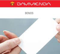 Davipuntos - Bonos