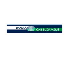 Catálogos de <span>Banco GNB Sudameris</span>