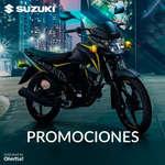 Ofertas de Suzuki Motos, Suzuki Motos_Promociones