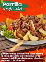Ofertas de Tacos y Bar, Mexicano y Parrilla