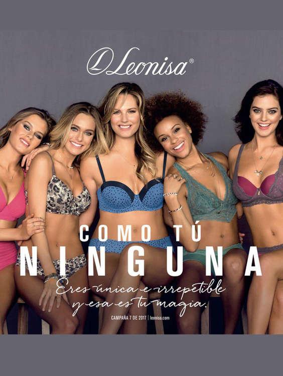 Ofertas de Leonisa, Como tú ninguna - Campaña 07 de 2017