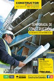 Temporada de Construcción - Villavicencio