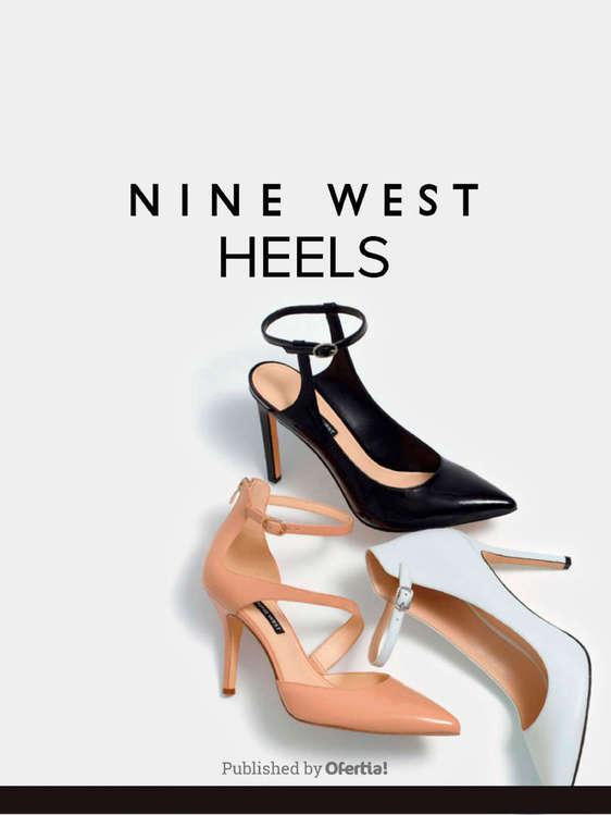 Ofertas de Nine West, Nine West heels