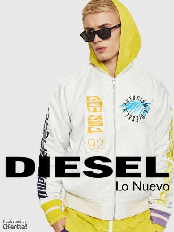 Ofertas de Diesel, Lo Nuevo