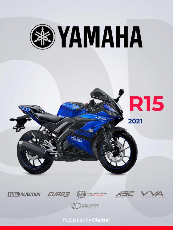 Ofertas de Yamaha Motors, R15