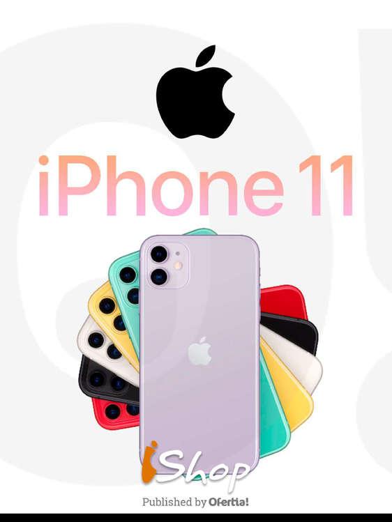 Ofertas de Ishop, iPhone 11