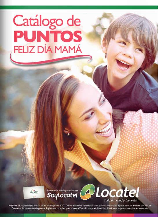 Ofertas de Locatel, Catálogo de puntos - Feliz día mamá
