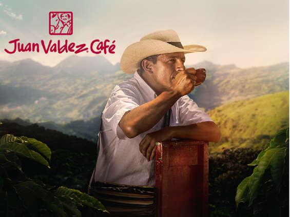 Ofertas de Juan Valdez, Menú