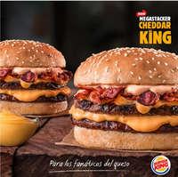Haburguesa Queso