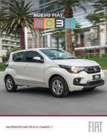 Ofertas de Fiat, Fiat Mobi