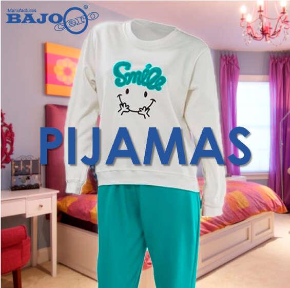 Ofertas de Bajo Cero, Pijama