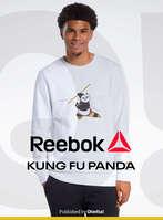 Ofertas de Reebok, Reebok kung fu Panda
