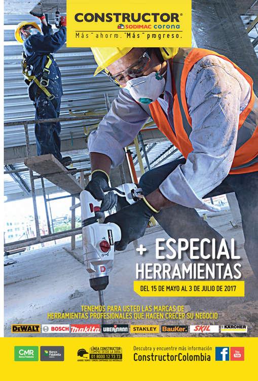 Ofertas de Constructor, Catálogo Especial Herramientas - Cúcuta