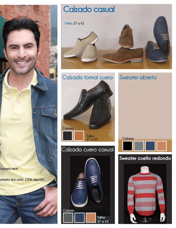 07d22d9515f8d Comprar Saco cuello redondo hombre en Bogotá - Tiendas y promociones ...