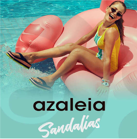 Ofertas de Azaleia, Sandalias