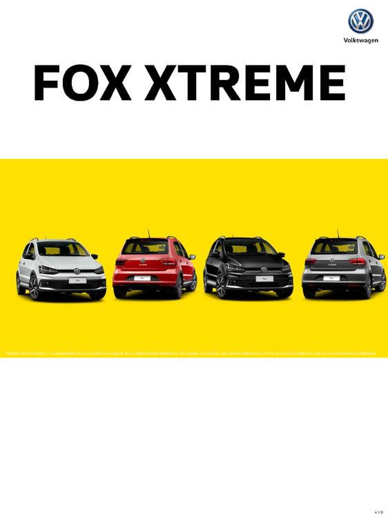 Ofertas de Volkswagen, Fox Xtreme