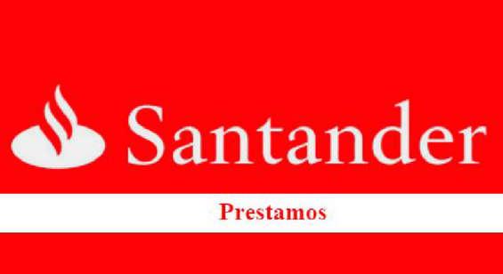 Ofertas de Banco Santander, Préstamos