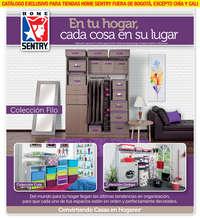 En tu hogar, cada cosa en su lugar - Exclusivo en tiendas fuera de Bogotá