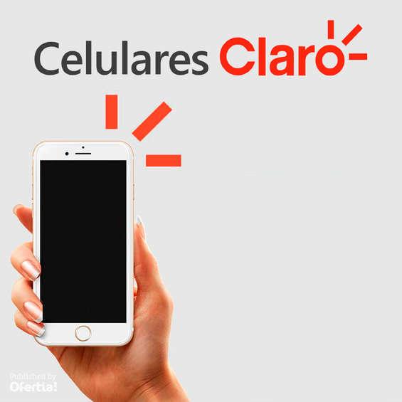 Ofertas de Claro, Celulares Claro