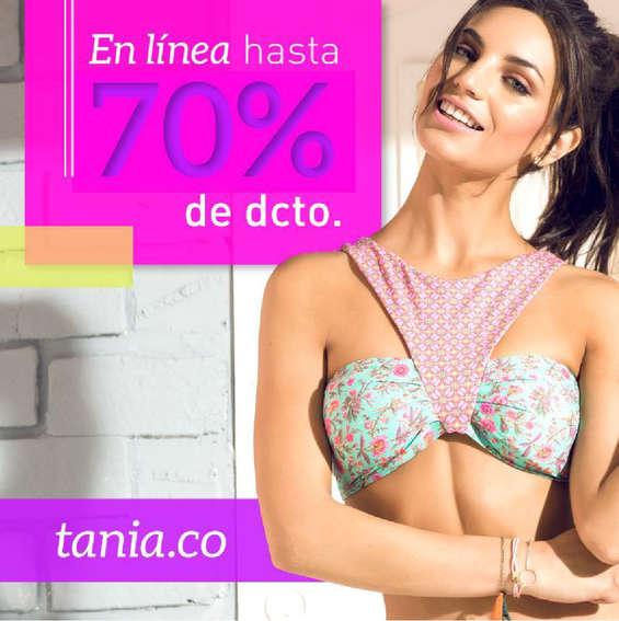 Ofertas de Tania, Hasta 70% de descuento en vestidos de baño