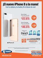 Ofertas de KTronix, ¡El nuevo iPhone 8 a la mano!