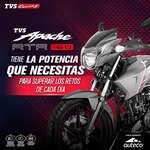 Ofertas de Auteco, TVS Apache RTR 160