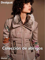 Ofertas de Desigual, Colección de abrigos