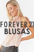 Ofertas de Forever 21, Blusas