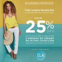 Promoción ELA