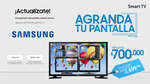Ofertas de Distribuidor Samsung, Agranda tu pantalla