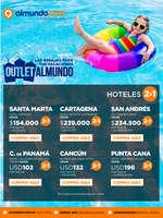 Ofertas de Almundo.com, Outlet Almundo