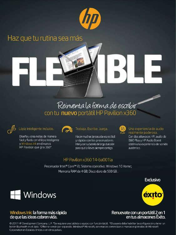 Ofertas de HP Store, Nuevo portátil HP Pavilion x360