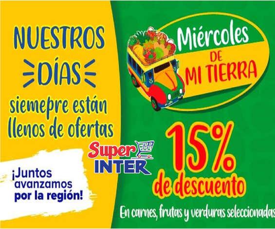 Ofertas de Super Inter, Descuentos