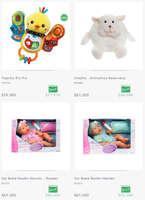 Ofertas de Baby Ganga, Juguetes para niña
