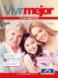 Catálogo Vivir Mejor - Mes de las madres