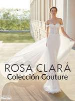 Ofertas de Rosa Clará, Colección Couture