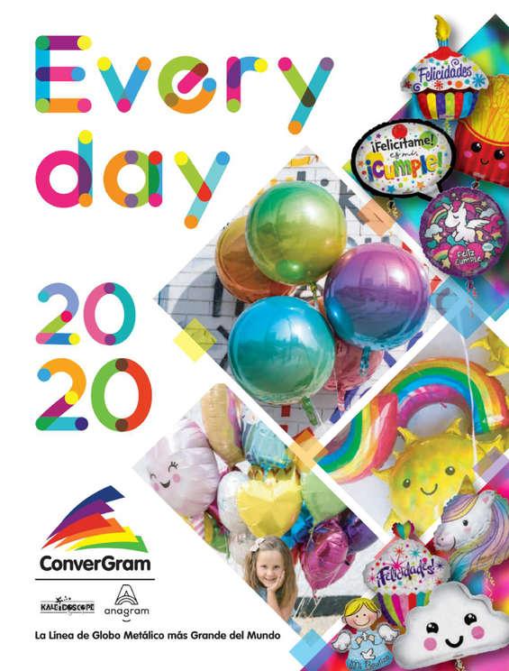 Ofertas de Convergram, Catalogo Everyday-2020