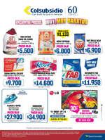 Ofertas de Supermercados Colsubsidio, Encuentra precios muy, muy baratos