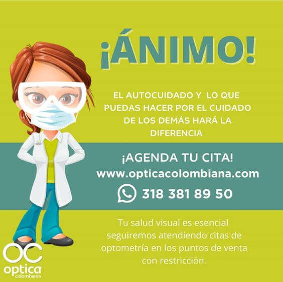 Ofertas de Óptica Colombiana, Optica Colombia